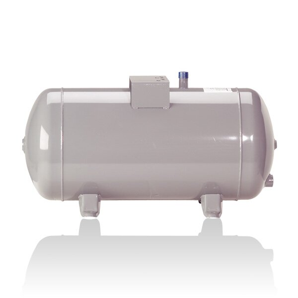 30 Gallon Horizontal Conventional Water Tank by WAYNE