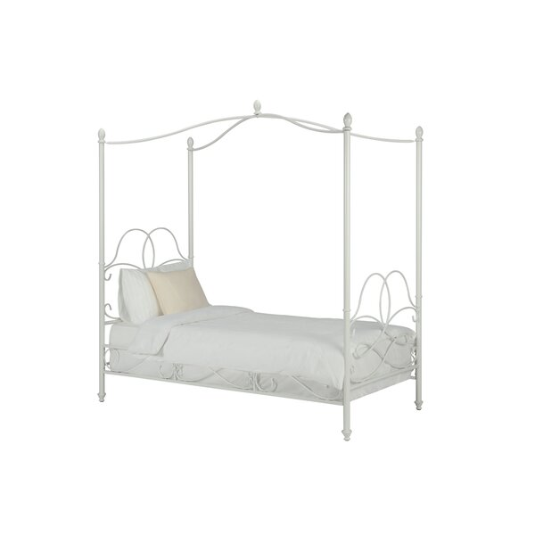 Viv + Rae Dianna Twin Canopy Bed & Reviews | Wayfair