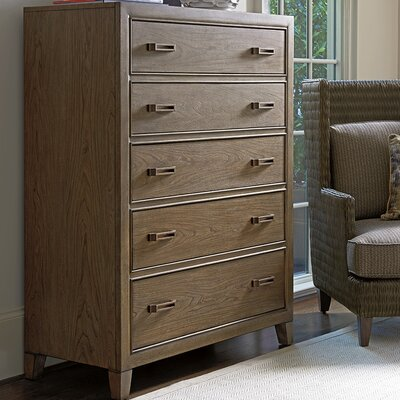 Tommy Bahama Point Drawer Chest Dressers