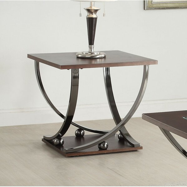 Mullis End Table by Latitude Run