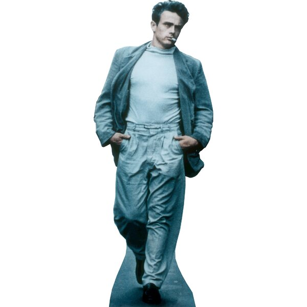 Hollywood James Dean Cardboard Stand-up by Advanced Graphics