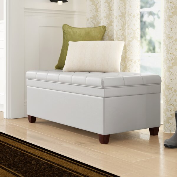Dail Upholstered Storage Bench by Darby Home Co Darby Home Co