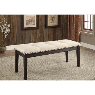Amet Wood Bench by Darby Home Co SKU:DE310885 Reviews