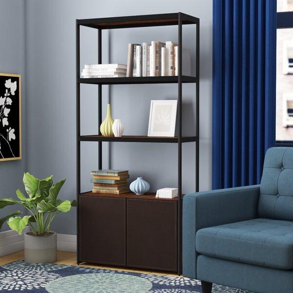 Sarramea Standard Bookcase by Brayden Studio