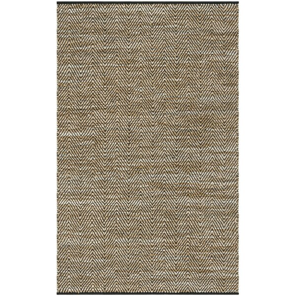 Glostrup Hand Tufted Beige Cotton Area Rug by Bungalow Rose