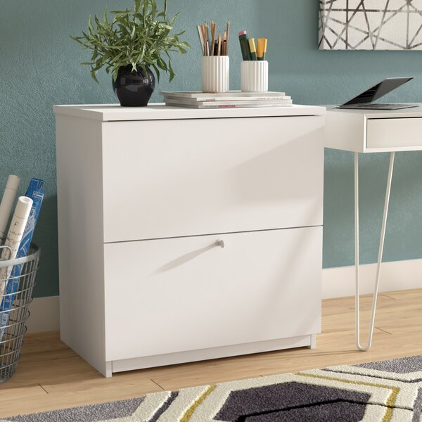 Independence 2-Drawer Lateral filing cabinet by Red Barrel Studio