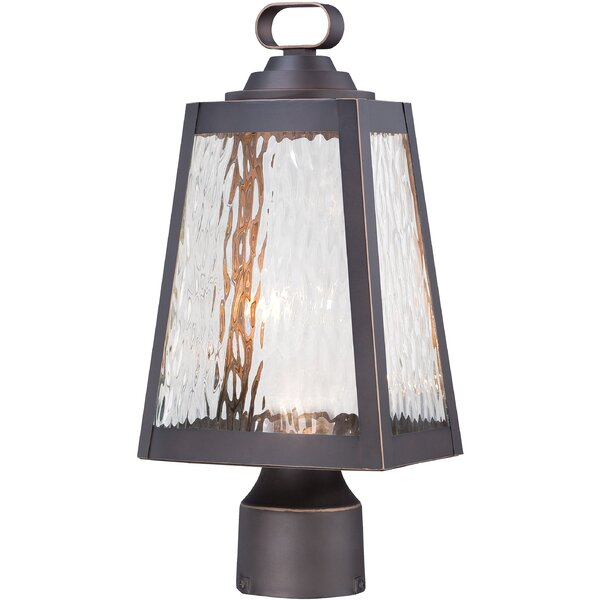 Talera Outdoor 1-Light LED Lantern Head by Minka Lavery