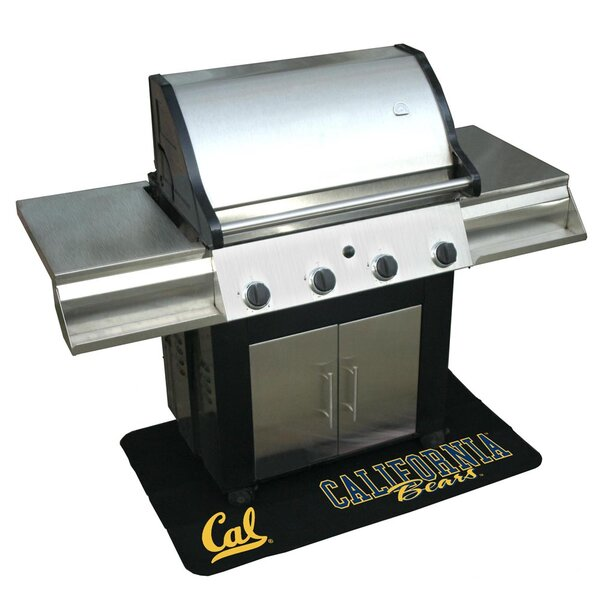 NCAA Protective Grill Mat by Mr. Bar-B-Q