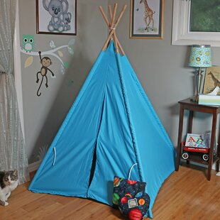 Best Teena Kids Play Teepee with Carrying Bag ByBirch Lane™