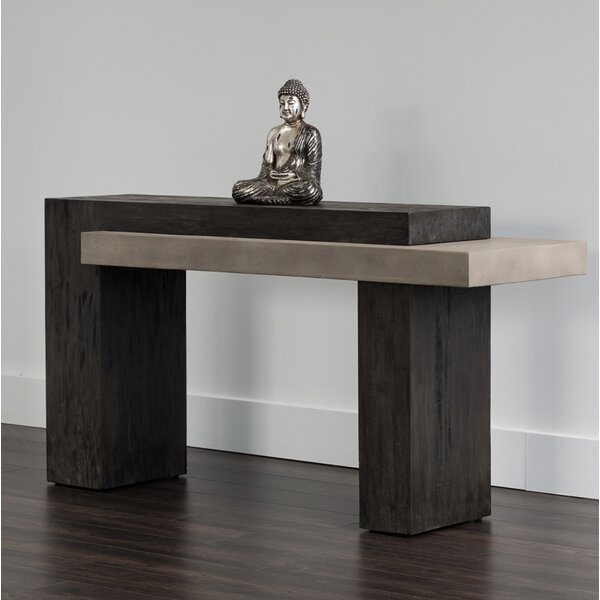 Pettis Console Table By Orren Ellis