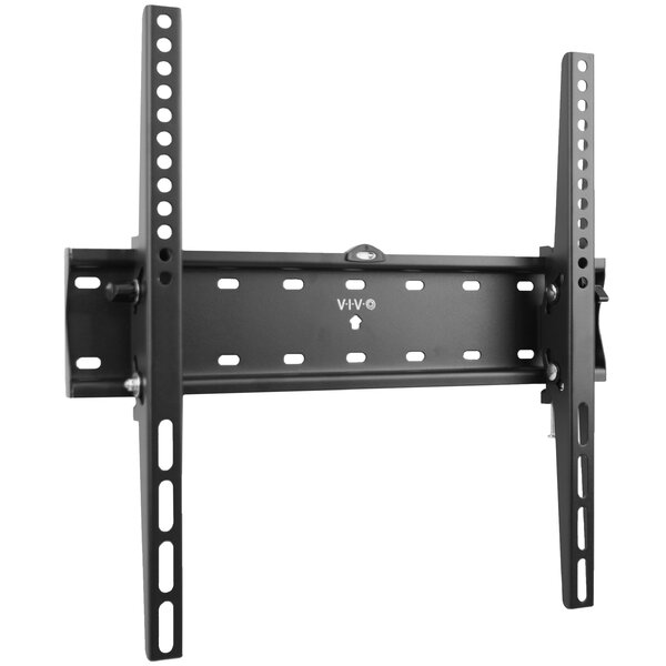 Heavy Duty Tilt Wall Mount for 32-55 Flat Panel Screens by Vivo
