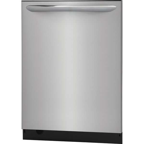 24 55 dBA Built-In Dishwasher with EvenDry System by Frigidaire