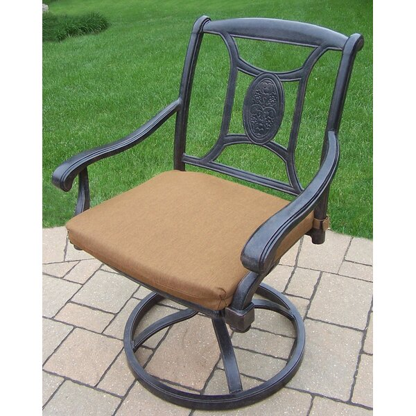 Victoria Patio Chair with Cushion by Oakland Living