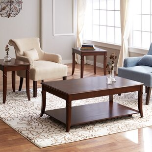 Where buy  Draco 3 Piece Table Set By Three Posts