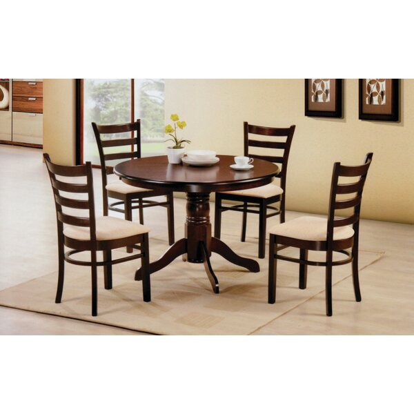 Nimah 5 Piece Dining Set by Charlton Home Charlton Home
