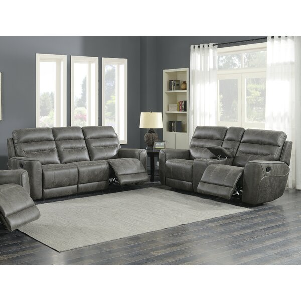 Weese 2 Piece Reclining Living Room Set by Red Barrel Studio