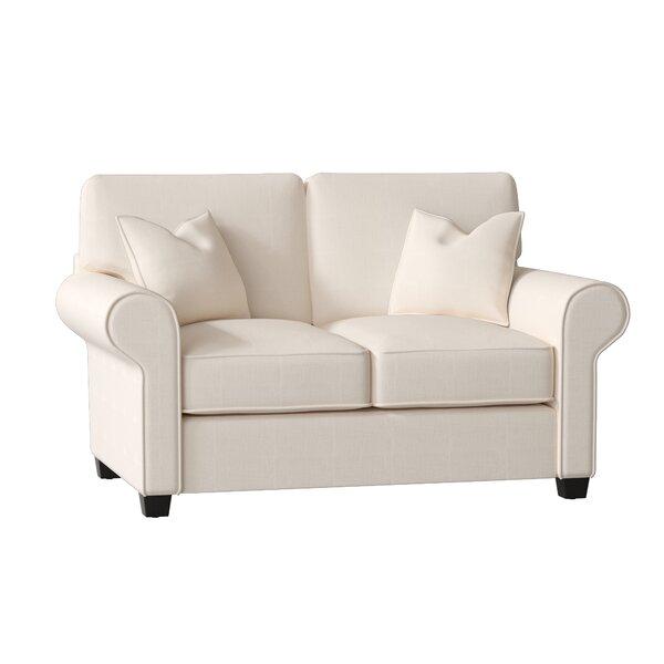 Eliza Loveseat by Wayfair Custom Upholstery™