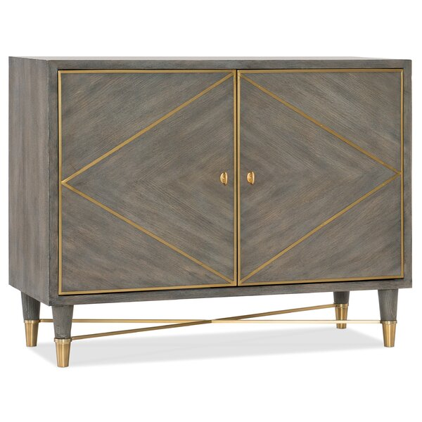 Melange 2 Door Accent Cabinet by Hooker Furniture Hooker Furniture