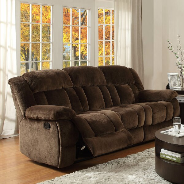 Get Name Brand Dale Double Reclining Sofa On Sale NOW!