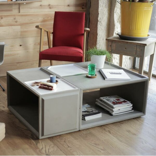 Plus Standard Bookcase by Lyon Beton