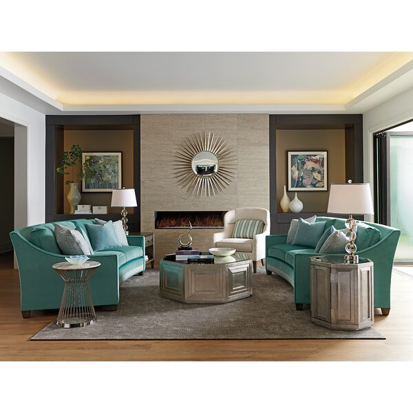 Ariana 3 Piece Coffee Table Set by Lexington