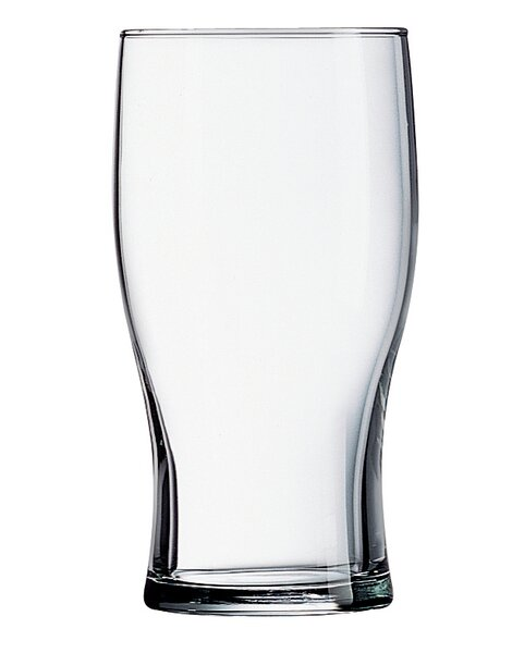 Eugenio 19.5 oz. Tulip Beer Glass (Set of 4) by Mint Pantry