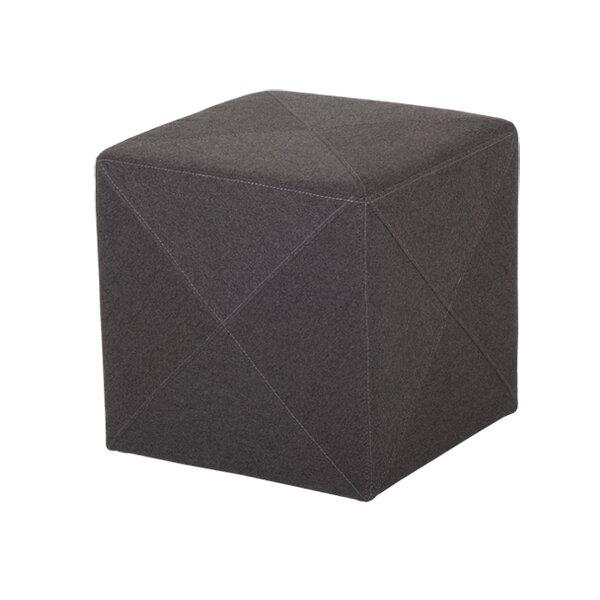 Fishback Jackson Cube Ottoman by Wrought Studio