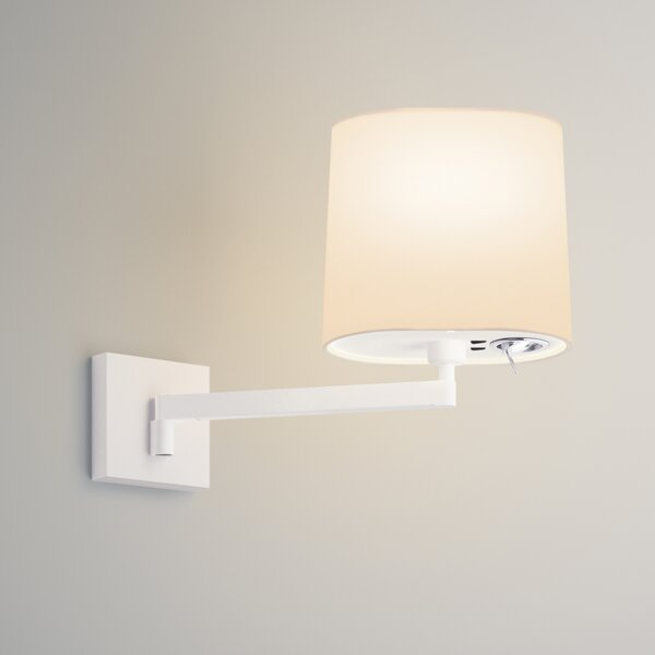 New Swing LED Swing Arm Lamp by Vibia