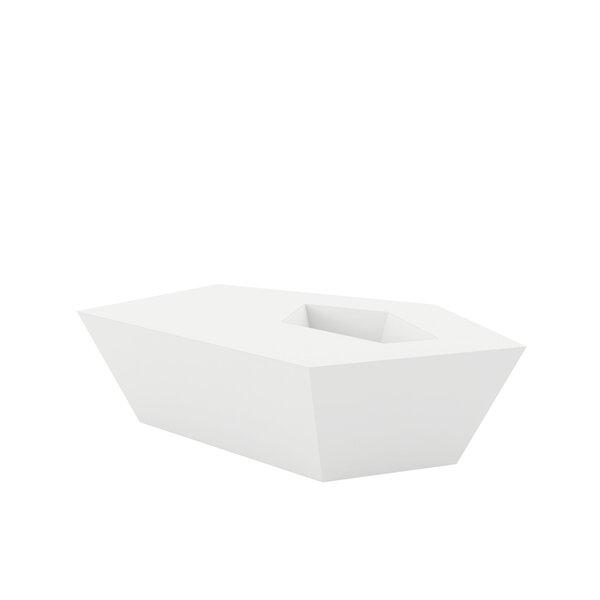 Faz Plastic/Resin Coffee Table by Vondom