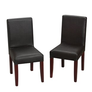 Looking for Children's Faux Leather Chair (Set of 2) ByGift Mark