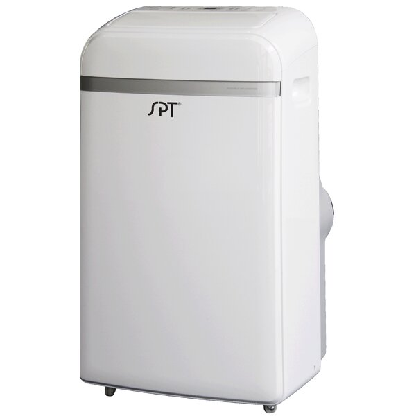12,000 BTU Portable Air Conditioner with Remote by Sunpentown