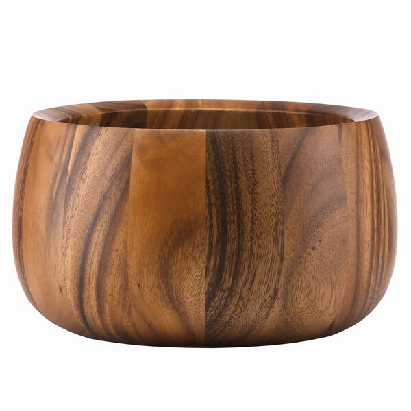 Wood Classics 1885 Tulip Salad Bowl by Dansk