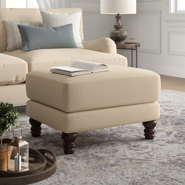 Montgomery Ottoman by Birch Lane™ Heritage