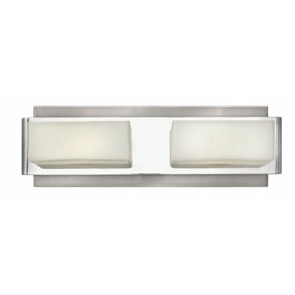 Domino 2-Light Bath Bar by Hinkley Lighting