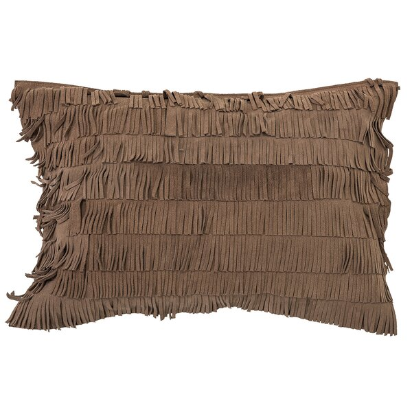 Sidney Cotton Lumbar Pillow by Union Rustic