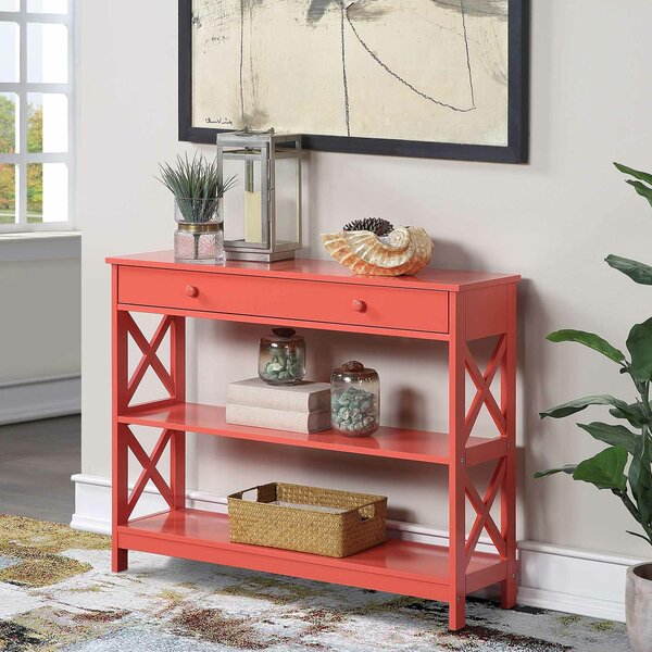 Bargain Gracelynn Console Table by Beachcrest Home