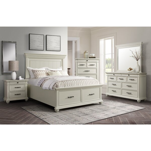 Izora Platform Configurable Bedroom Set by Canora Grey