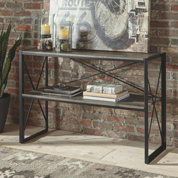 Munch Console Table by Williston Forge