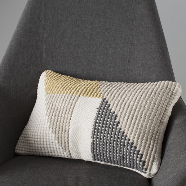 Kevon Doster Indoor/Outdoor Lumbar Pillow by Langley Street