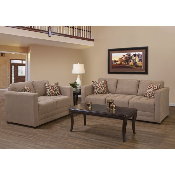 Tomasello Configurable Living Room Set by Andover Mills