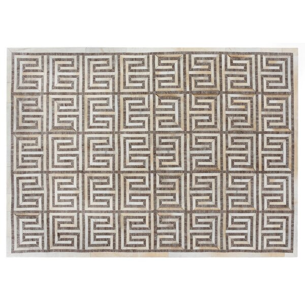 Berlin Beige/Ivory Area Rug by Exquisite Rugs