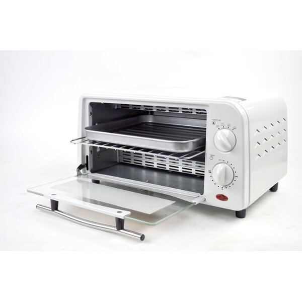 0.32-Cubic Foot Toaster Oven by Cookinex