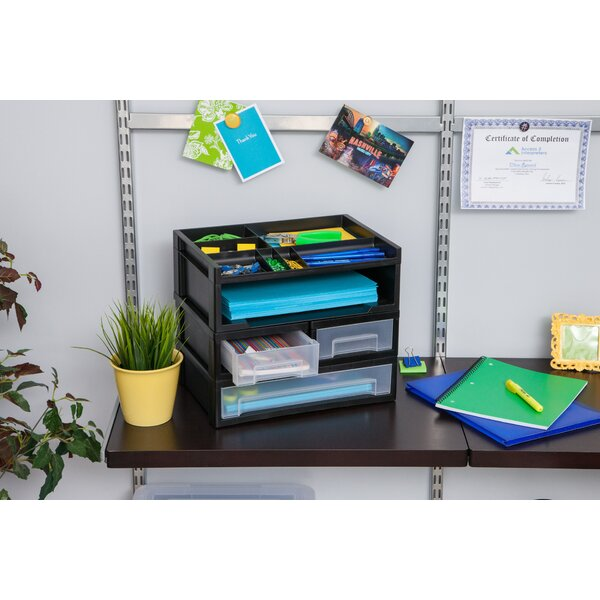 Desk Top Organizer by IRIS USA, Inc.