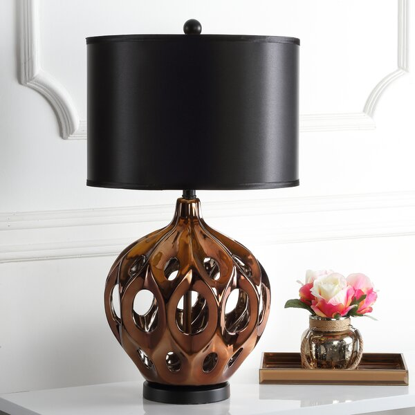Ceramic 29 Table Lamp by Safavieh