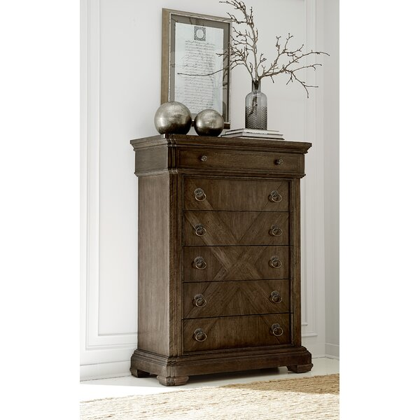 Chorley 6 Drawer Chest by Canora Grey
