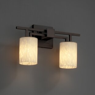 Price Check Francesco 2-Light Vanity Light By Brayden Studio
