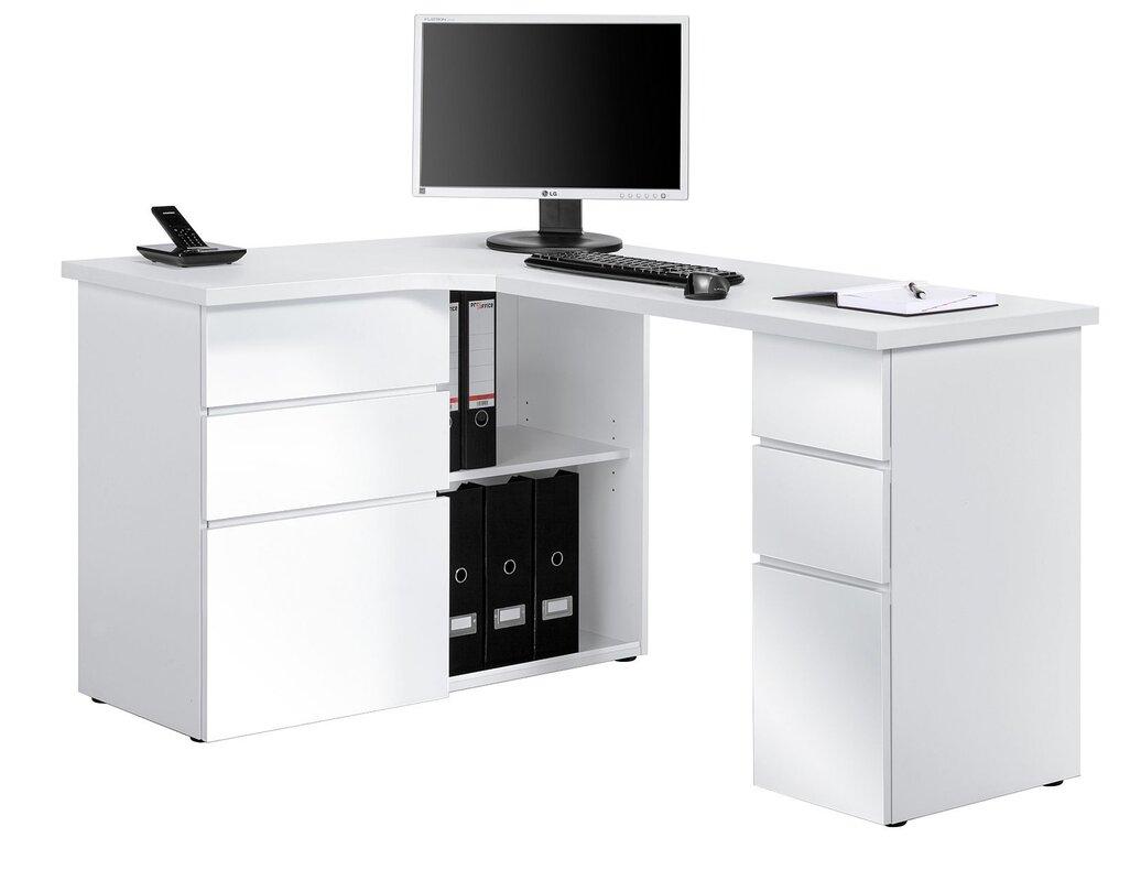 white office corner desk. Office Corner Desk White