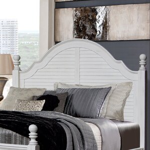 Laguna Wood Panel Headboard by Rosecliff Heights
