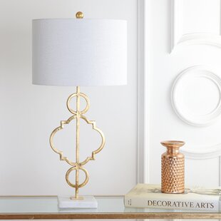 Inexpensive Lynch Metal 31 Table Lamp By Rosdorf Park