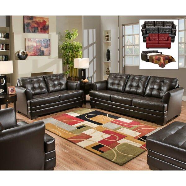 Rathdowney Sleeper Configurable Living Room Set by Alcott Hill